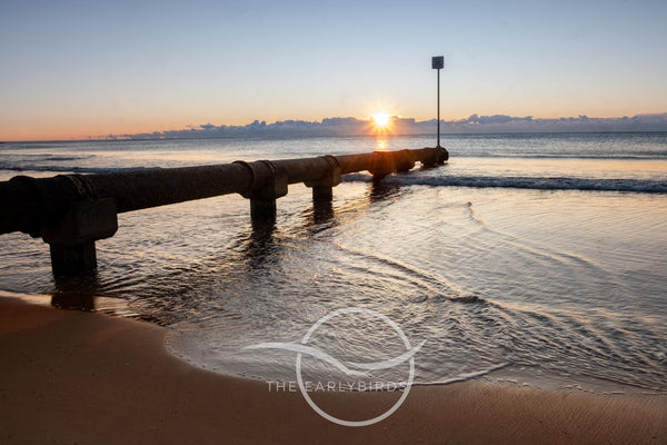 Manly beach Sunrise 23rd August 2020