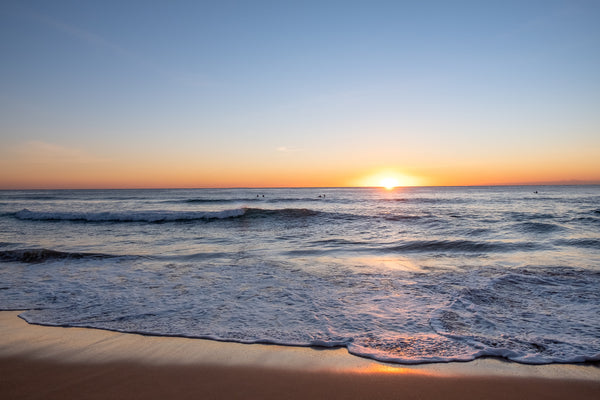 Sunrise photo from 27th October 2019 at Manly Beach, Sydney
