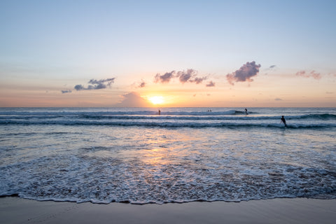 Sunrise photo from 28th October 2019 at Manly Beach, Sydney