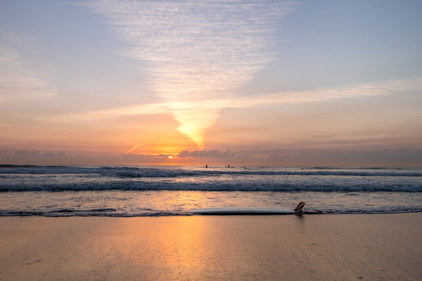Sunrise photo from 29th October 2019 at Manly Beach, Sydney