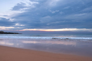 Sunrise photo from the 2nd December at Manly Beach, Australia