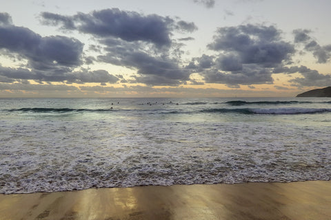 Sunrise photo from the 15th February 2019 at Queenscliff beach in Sydney