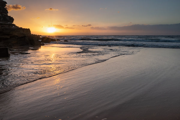 Sunrise photo from the 27th March 2019 at Queenscliff beach in Sydney