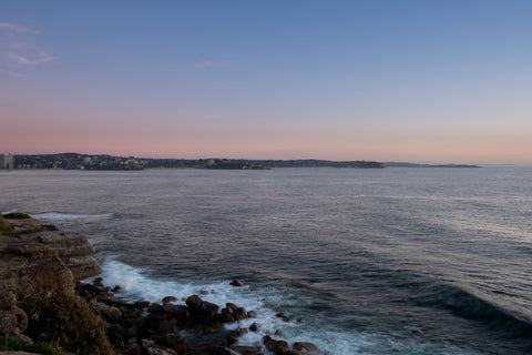 Sunrise photo from the 18th April 2019 at Freshwater Headland in Sydney