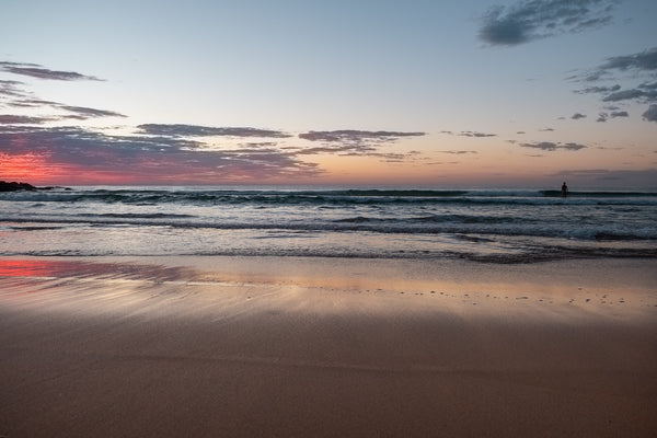Sunrise photo from the 26th April 2019 at Queenscliff Beach in Sydney