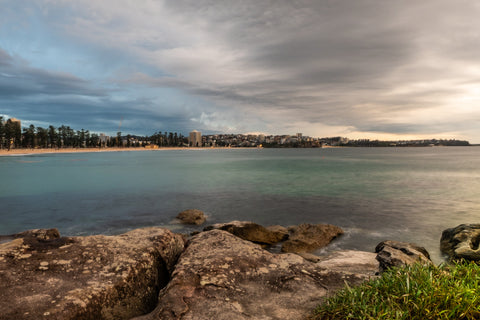 Sunrise photo from the 4th May 2019 at Fairy Bower, Manly, in Sydney