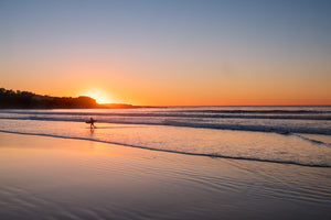 Sunrise photo from the 8th May 2019 at Freshwater beach in Sydney