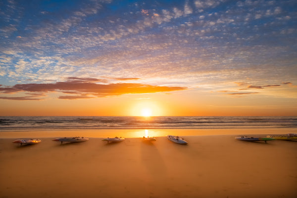 Sunrise photo from the 10th May 2019 at Manly beach in Sydney