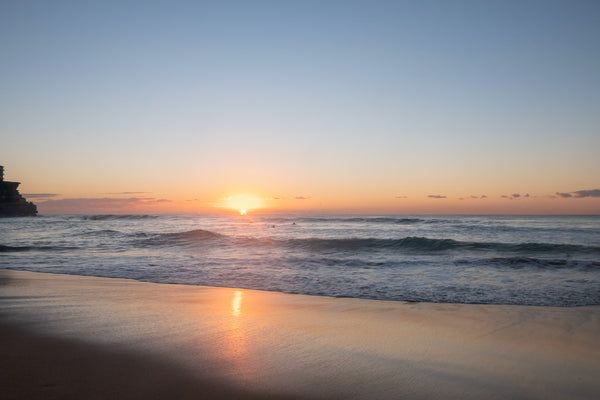 Sunrise photo from the 16th May 2019 at Queenscliff beach in Sydney