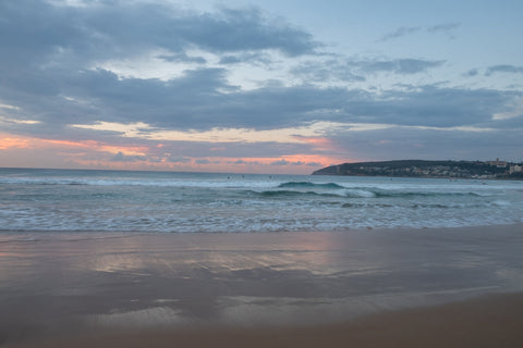 Sunrise photo from the 23rd May 2019 at Queenscliff Beach in Sydney