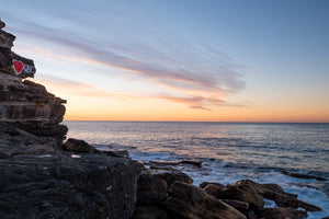 Sunrise photo from the 27th May 2019 at Queenscliff Headland in Sydney