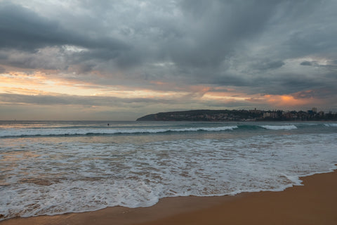 Sunrise photo from the 3rd June 2019 at Queenscliff Beach in Sydney