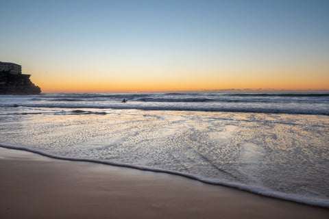 Sunrise photo from the 6th June 2019 at Queenscliff Beach in Sydney