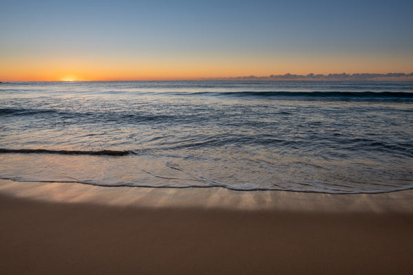 Sunrise photo from the 15th June 2019 at Queenscliff beach in Sydney