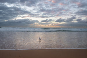 Sunrise photo from the 20th June 2019 at Manly beach in Sydney