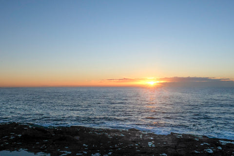 Sunrise photo from the 29th June 2019 at Freshwater Headland in Sydney