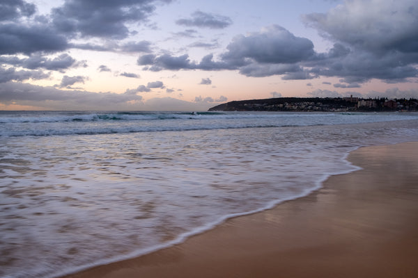 Sunrise photo from the 3rd July 2019 at Queenscliff beach in Sydney