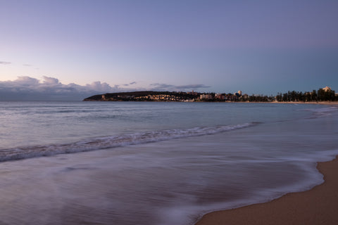 Sunrise photo from the 15th July 2019 at Queenscliff Beach in Sydney