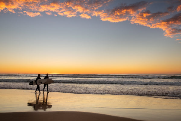 Sunrise photo from the 19th July 2019 at Manly beach in Sydney