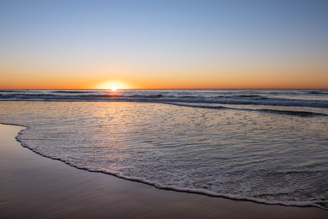 Sunrise photo from the 23rd July 2019 at Manly Beach in Sydney