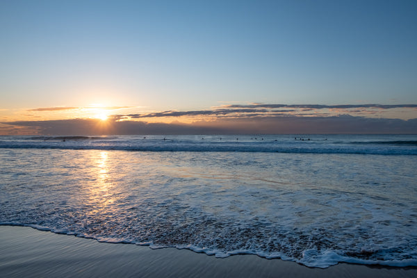 Sunrise photo from the 14th August 2019 at Manly Beach in Sydney
