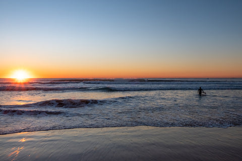 Sunrise photo from the 15th August 2019 at Manly Beach in Sydney