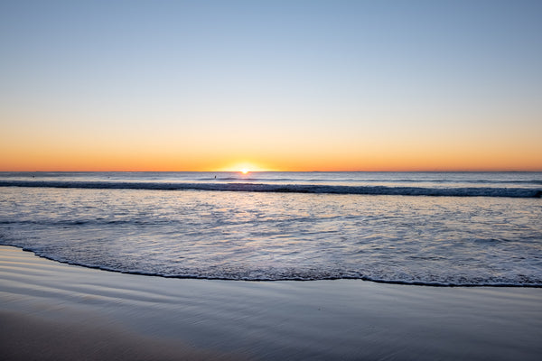Sunrise photo from the 20th August 2019 at Manly Beach in Sydney