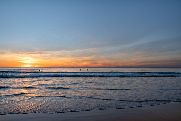 Sunrise photo from the 21st August 2019 at Manly Beach in Sydney