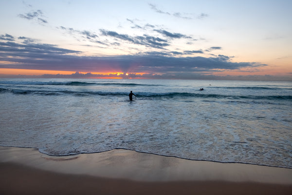 Sunrise photo from the 28th August 2019 at Manly Beach in Sydney