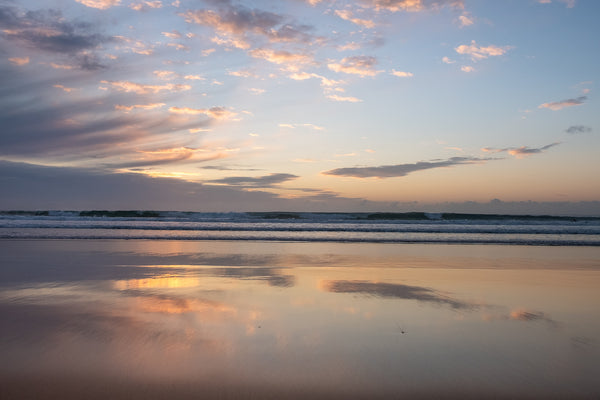 Sunrise photo from the 5th September 2019 at Queenscliff Beach in Sydney