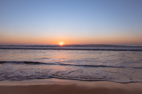 Sunrise photo from the 12th September 2019 at Manly Beach in Sydney