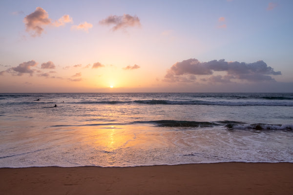 Sunrise photo from the 13th September 2019 at Manly Beach in Sydney