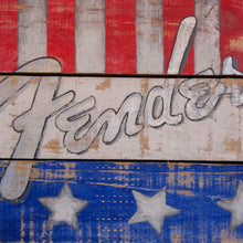 Load image into Gallery viewer, Fender Tribute by T. Andrew Dempsey