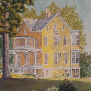 Homes of Nyack II by T. Andrew Dempsey