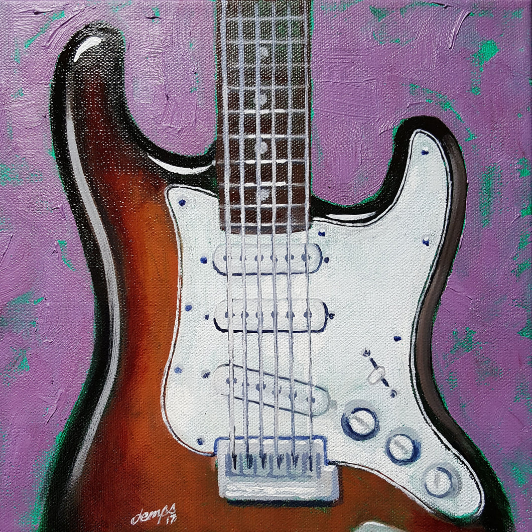 Fender Tribute by T. Andrew Dempsey