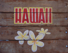 Load image into Gallery viewer, Hawaii by T. Andrew Dempsey Paint on Wood