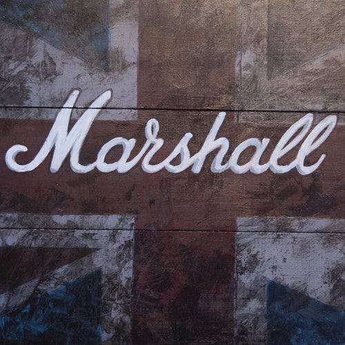 Marshall Tribute by T. Andrew Dempsey