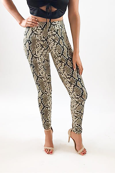 SNAKEBABE LEGGINGS