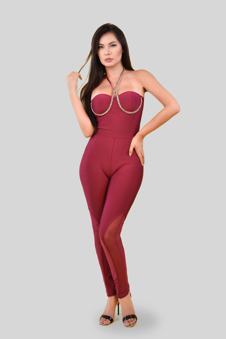 LOVE JUMPSUIT