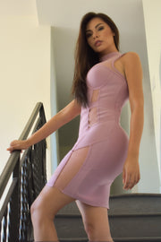 Aster Bandage Dress
