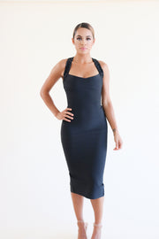 QUEEN BANDAGE DRESS