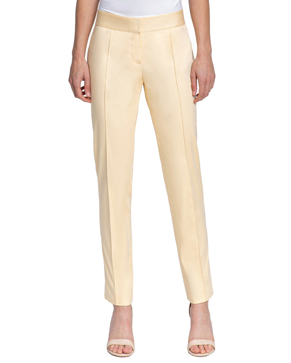 """ROCCA"" Slim Pant in Cotton Stretch"