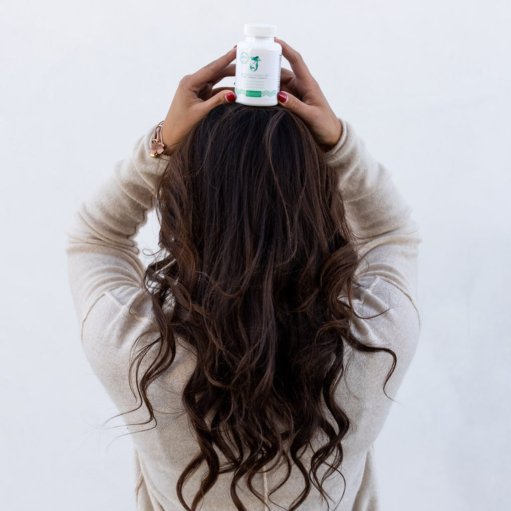 Mermaid Hair Vitamins- 3 Month