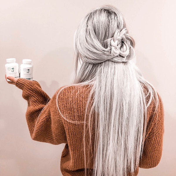 Mermaid Hair Vitamins- 1 Month