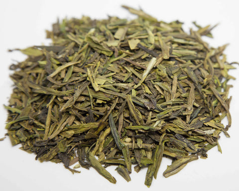 Dragon Well Green Tea  ~ Premium