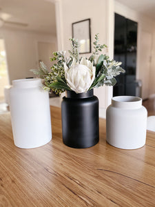 Matte Vase Collection