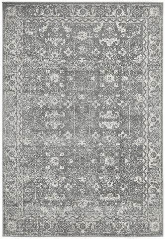 Amara Transitional Rug - Grey