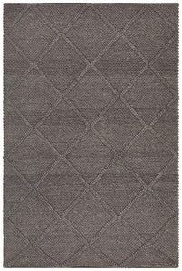 Oberg Wool Diamond Rug