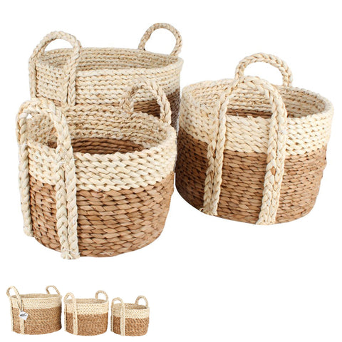 Chennai Storage Basket - Set of 3