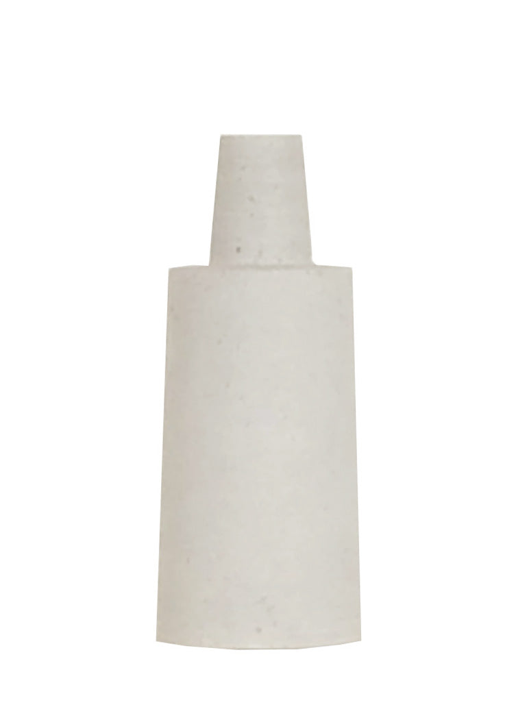 Esher Angle Bottle Small - Chalk